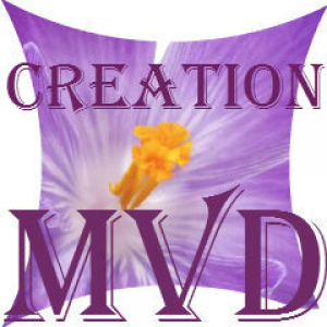 Logo de Martine DANTAN Création MVD